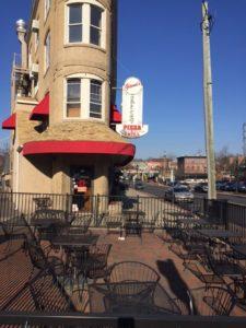 Gianni's Pizza on Delaware Avenue