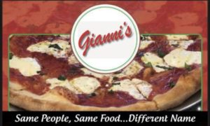 Gianni's Pizza & Grill